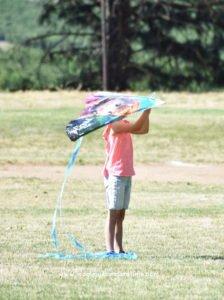 kite flying frustration