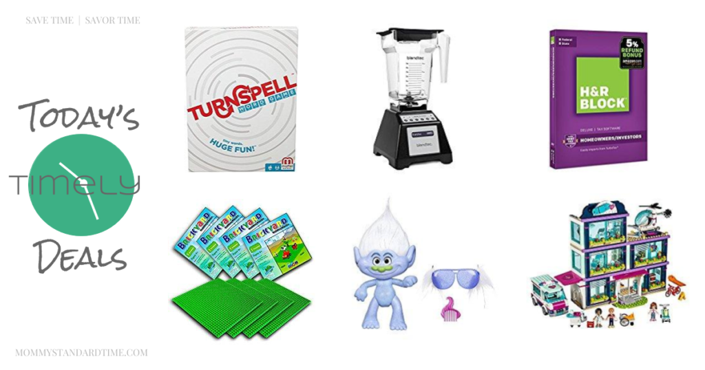 Today's Timely Deals, 11-29-2017