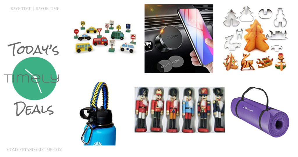 Today's Timely Deals, 12-4-2017