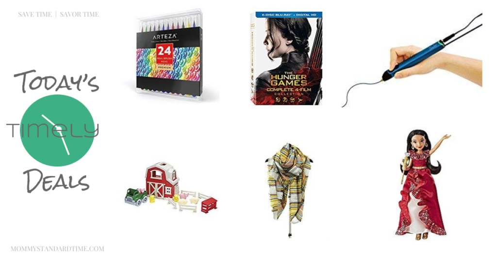 today's timely deals, 12-19-2017
