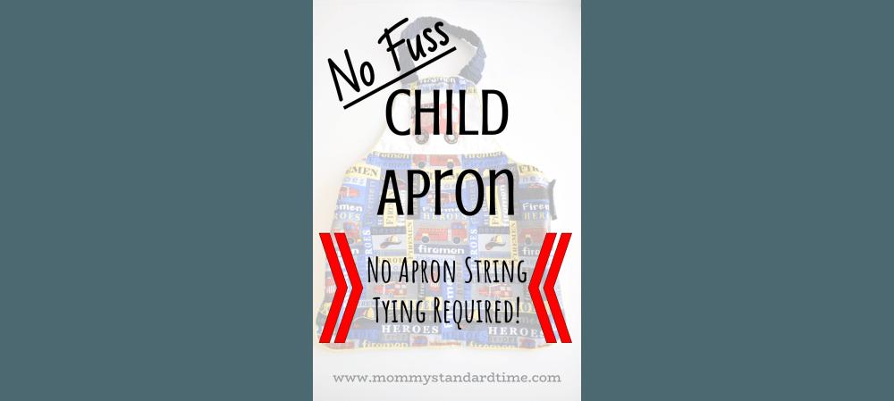 No Fuss Child Apron Slider