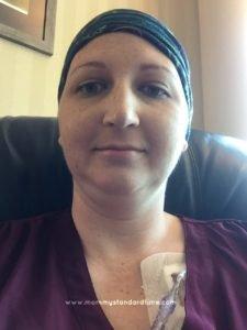 receiving chemo www.mommystandardtime.com
