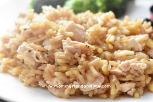 gluten free chicken rice-a-roni