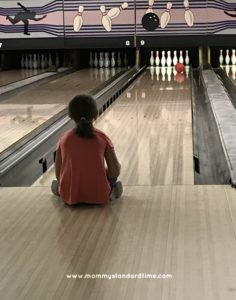 mini me bowling