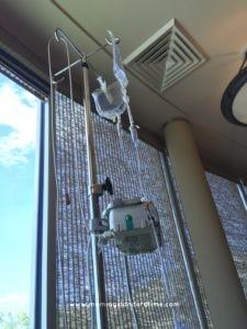 chemotherapy-drip