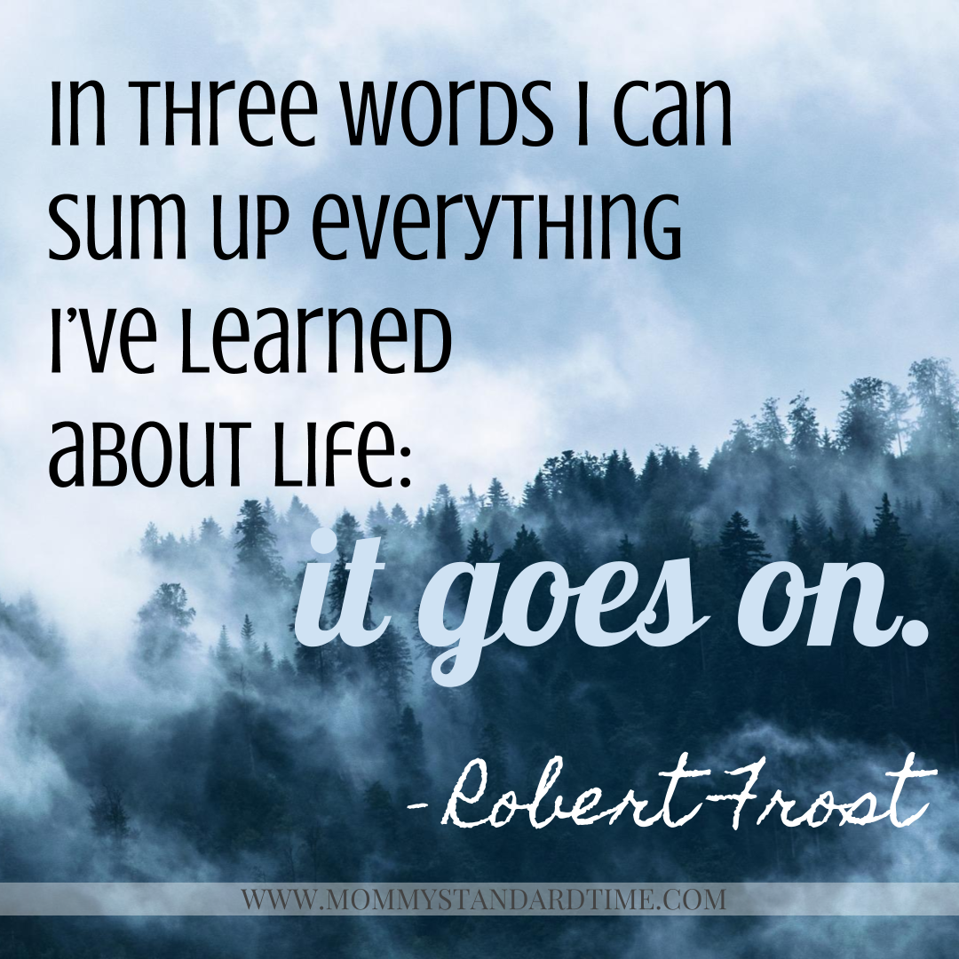 Free Download Life Goes On Quotes Images